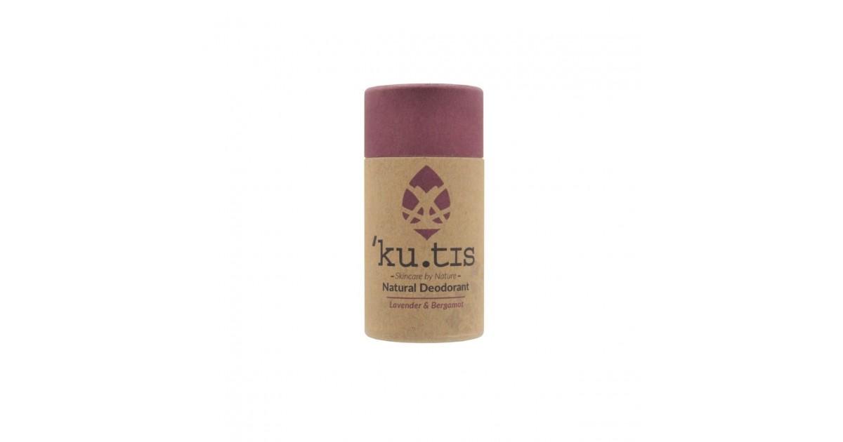 Desodorante natural de Lavanda y Bergamota