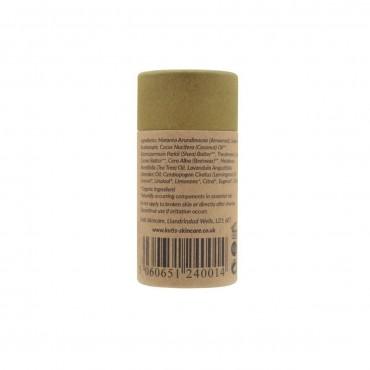 KUTIS - Desodorante natural de Lemongrass y Árbol de Té