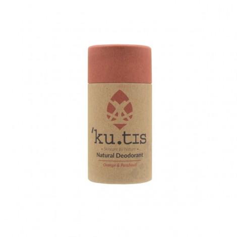 KUTIS - Desodorante natural de Naranja y Pachulí