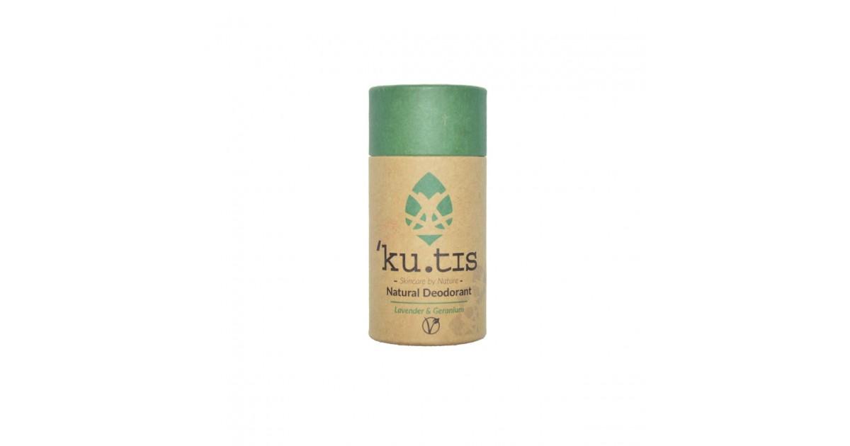 KUTIS - Desodorante natural Vegano de Lavanda y Geranio