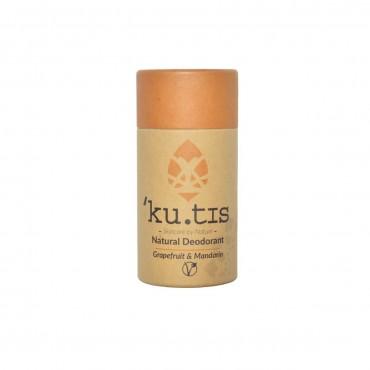 KUTIS - Desodorante natural Vegano de Uva y Mandarina