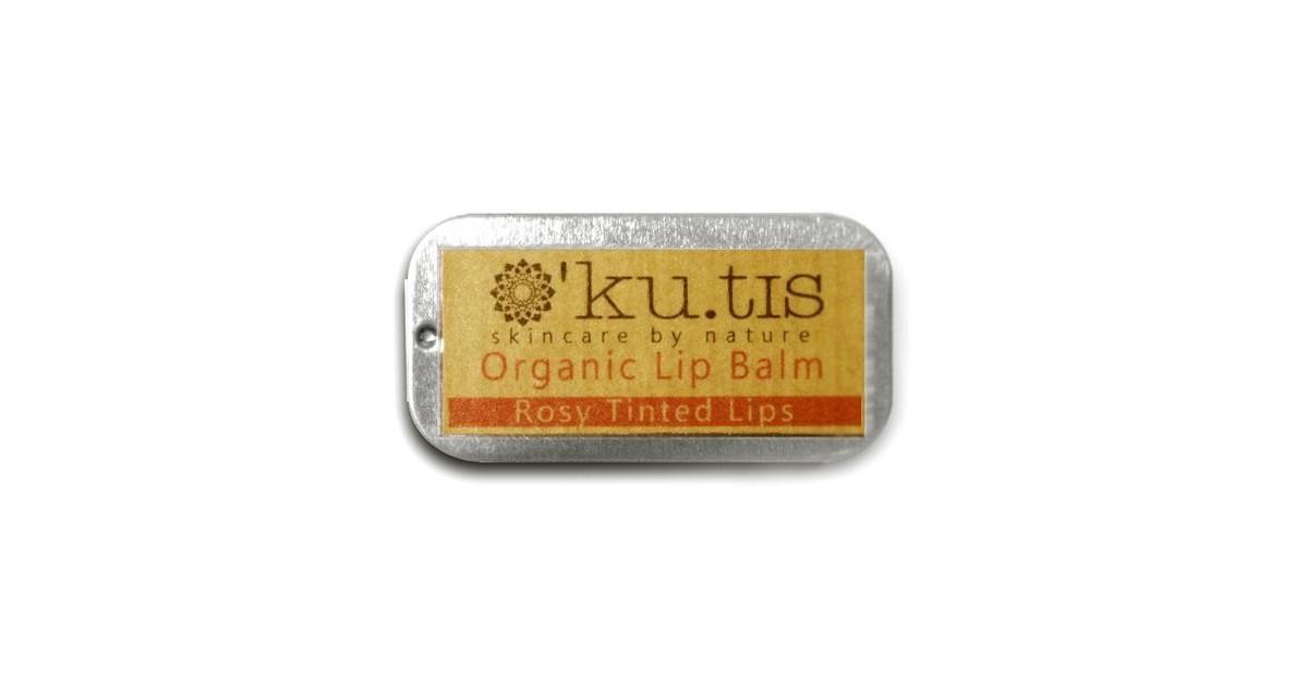 KUTIS - Bálsamo Labial color Rosado Rosa