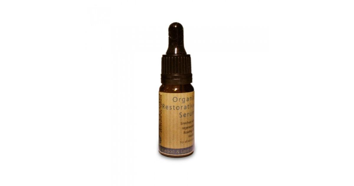 KUTIS - Serum Facial Regenerador Sándalo y lavanda - 10ml