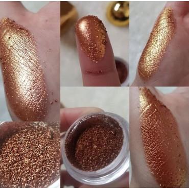 Noemí Salazar - Polvo Mineral Multicromado - Booble