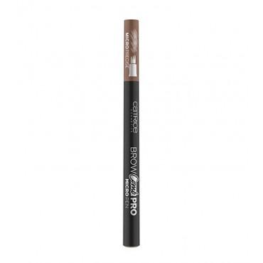 Catrice - Lapiz de cejas Brow Comb Pro Micro Pen - 040: Dark Brown