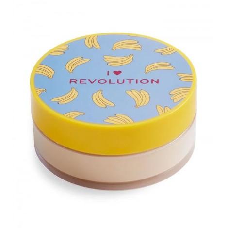 I Heart Revolution - Polvos sueltos para Baking - Banana
