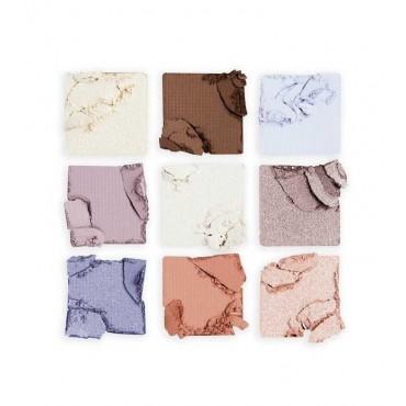 I Heart Revolution - Paleta de sombras Snow Globe - Snowflake