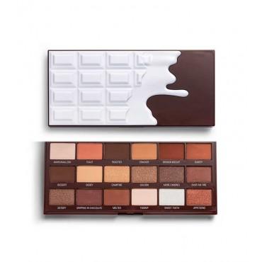 I Heart Revolution - Paleta de sombras Chocolate - Chocolate Smores