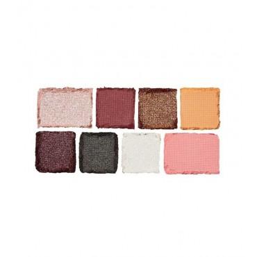 I Heart Revolution - Paleta de Sombras de ojos Chocolate Mini - Rocky Road
