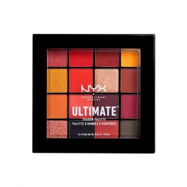 Nyx Professional Makeup - Paleta de sombras Ultimate - USP09: Phoenix