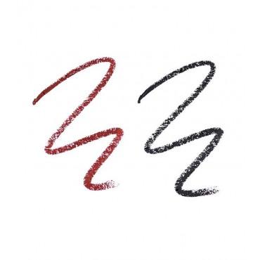 Revolution Pro - Set de delineador de ojos y de labios x Nath - Power/Black Swan