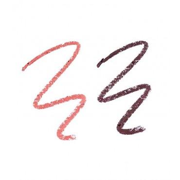 Revolution Pro - Set de delineador de ojos y de labios x Nath - Censored/Purple Reign