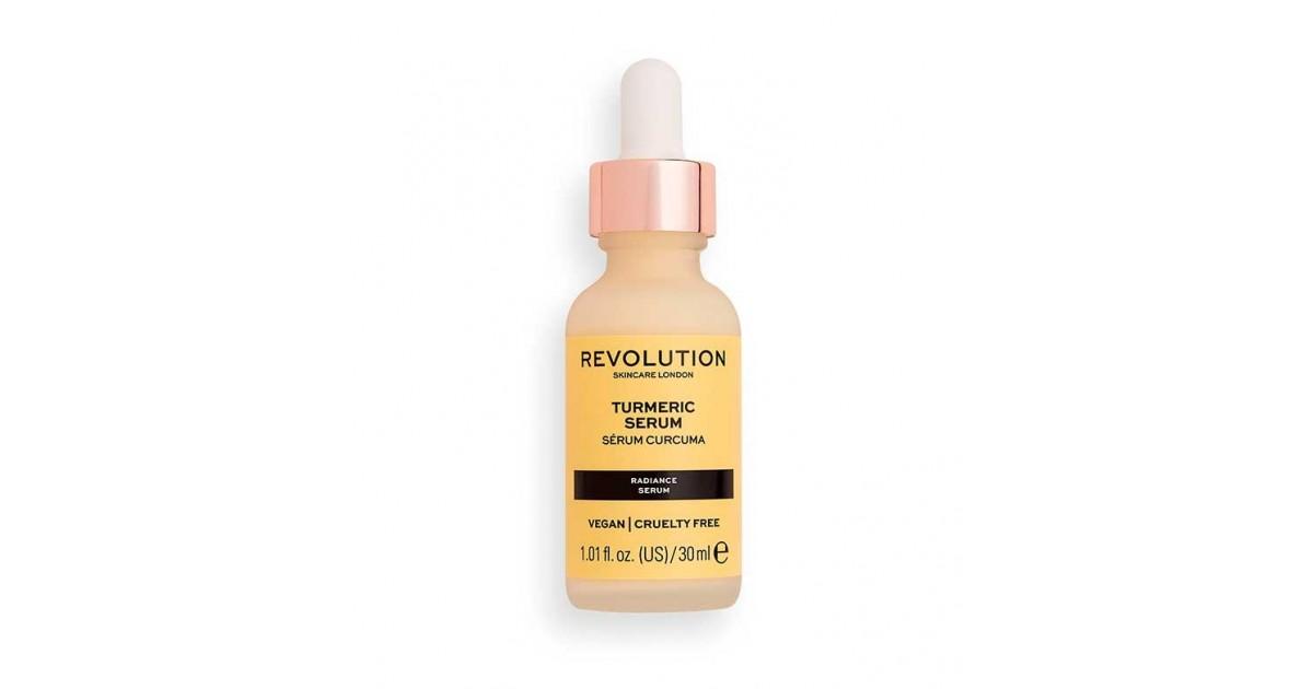 Revolution Skincare - Sérum iluminador de cúrcuma