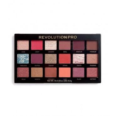 Revolution Pro - Paleta de sombras de ojos Regeneration - Legendary