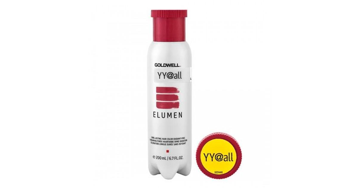 GOLDWELL - ELUMEN PURE YY@ALL GIALLO 200ML - AMARILLO