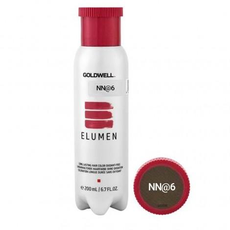 GOLDWELL - ELUMEN BRIGHT NN@6 COOL 200ML