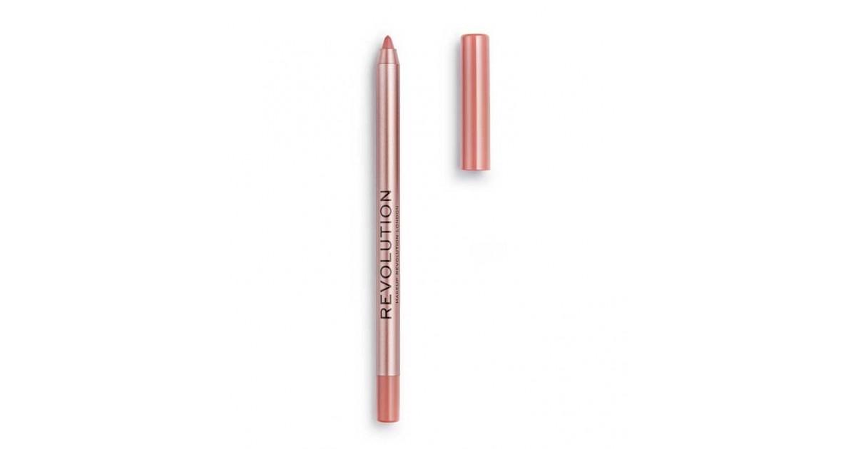 Revolution - Perfilador de labios Satin Kiss - Rosé