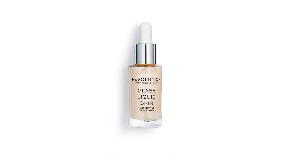 Revolution - *Glass Collection* - Sérum y prebase iluminadora Glass Liquid Skin