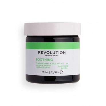 Revolution Skincare - Angry Mood Soothing - Mascarilla facial de noche suavizante