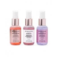 Revolution Skincare - Set de mini spray faciales Hello Hydration