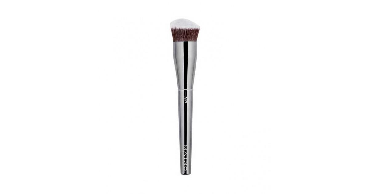 Maiko - Brocha prisma para maquillaje Luxury Grey - 1021
