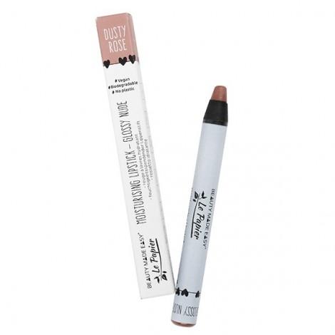 La Papier - Lapiz de labios Brillo Natural - Dusty Rose