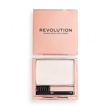 Revolution - Soap Brow - Jabón fijador para cejas
