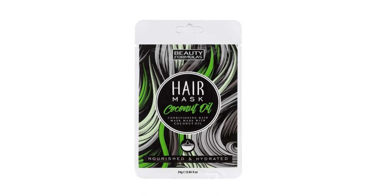 Beauty Formulas - Mascarilla de coco para el pelo