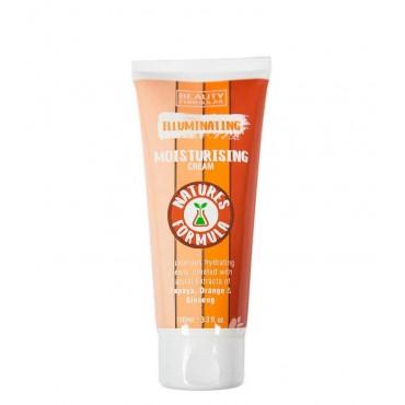 Beauty Formulas - Crema hidratante iluminadora Natures Formula