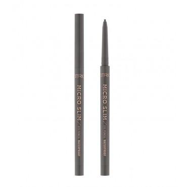 Catrice - Delineador de Ojos waterproof Micro Slim - 020: Grey definition