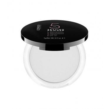 Catrice - Polvos compactos fijadores y matificantes 5 en 1