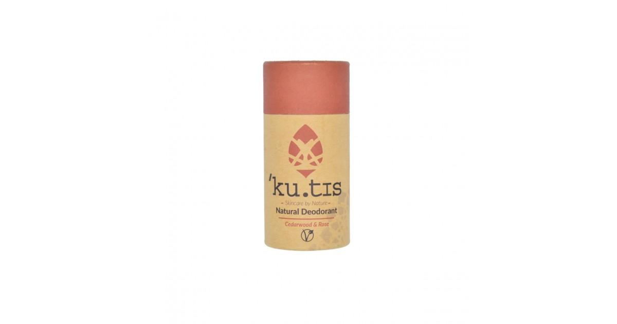 Kutis - Desodorante natural Vegano de Bergamota y Salvia
