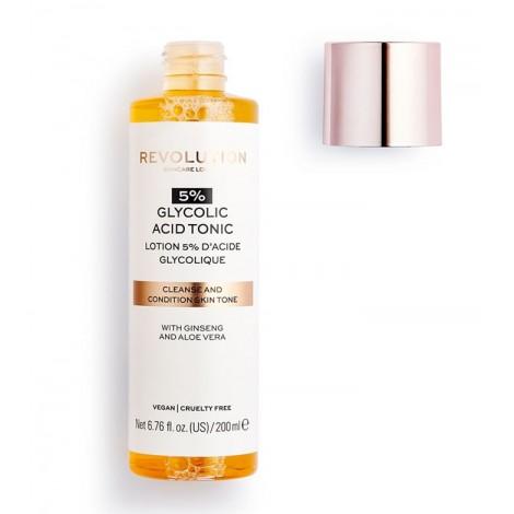 Revolution Skincare - Tónico de ácido glicólico 2.5%