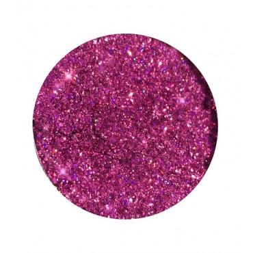 With Love Cosmetics - Glitter prensado - Hot Pink
