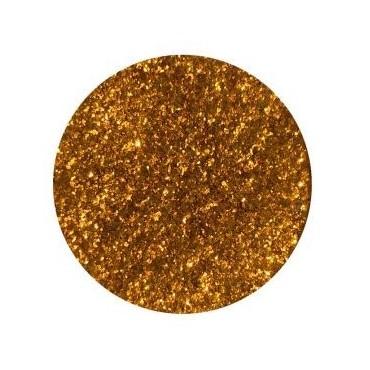 With Love Cosmetics - Glitter prensado - Pumpkin Spice