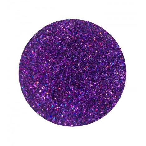 With Love Cosmetics - Glitter prensado - Purple Rain