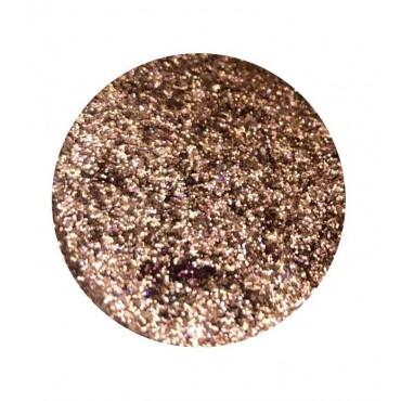 With Love Cosmetics - Glitter prensado - Rose Gold