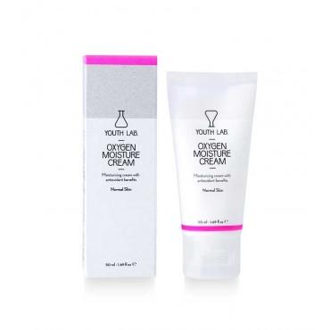 Youth Lab - Crema hidratante Oxygen Moisture Cream - Pieles normales