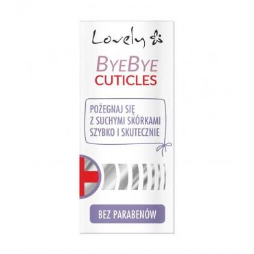 Lovely - Tratamiento quitacutículas - Bye Bye Cuticles