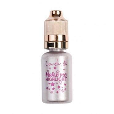 Lovely - Iluminador líquido Make Me Highlight - 01