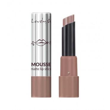 Lovely - Barra de Labios Mousse Matte Lipstick - 2