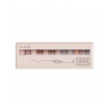 Lovely - Paleta de sombras Nude Make Up Kit - Original
