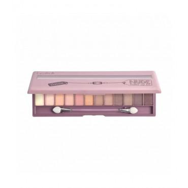 Lovely - Paleta de sombras Nude Make Up Kit - Classic