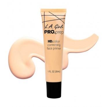 L.A. Girl - Prebase de maquillaje correctora PRO.Prep - GFP911 Yellow