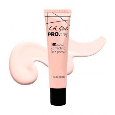 L.A. Girl - Prebase de maquillaje correctora PRO.Prep - GFP913 Cool Pink