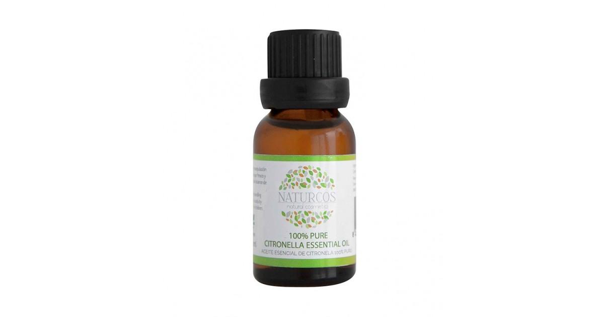 Naturcos - Aceite esencial de Citronela