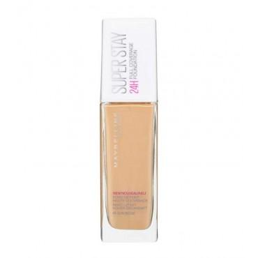 Maybelline - Base de Maquillaje SuperStay 24H Cobertura Total - 48: Sun Beige