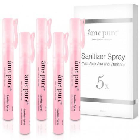 Ame Pure - Sanitizer Spray (Higienizador) - 5 Uds.