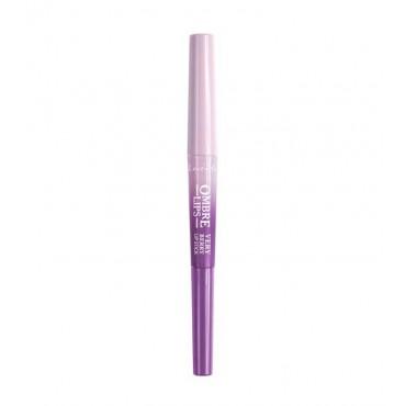 Lovely - Perfilador de labios + labial Ombre Lips - 2: Very Berry