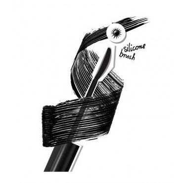 Lovely - Máscara de Pestañas Curling Pump Up - Volume Black